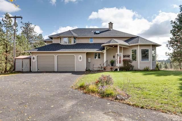 8112 S Brayton Rd, Medical Lake, WA 99022 (#202123532) :: Real Estate Done Right