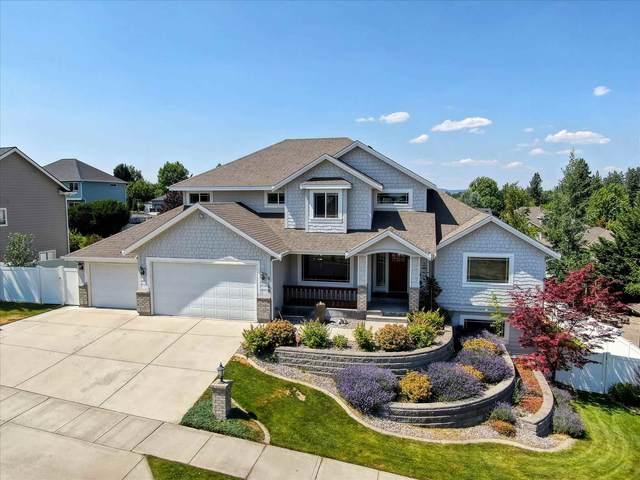 2108 W Kammi Ave, Spokane, WA 99208 (#202123554) :: Elizabeth Boykin | Keller Williams Spokane