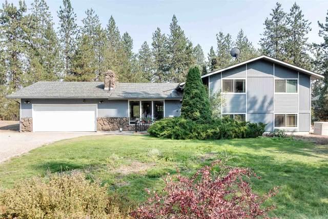 27806 N Piney Ridge Rd, Chattaroy, WA 99003 (#202123572) :: RMG Real Estate Network