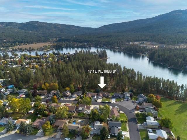 1614 E Tall Timber Loop, Post Falls, ID 83854 (#202123573) :: Elizabeth Boykin | Keller Williams Spokane