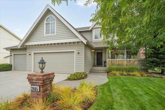 2405 E 54th Ln, Spokane, WA 99223 (#202123574) :: Trends Real Estate