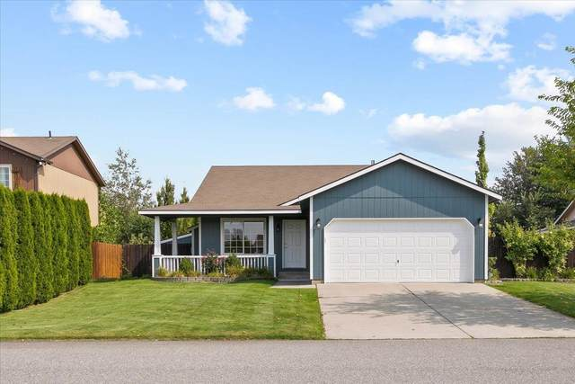 1618 N Holiday Ln, Spokane Valley, WA 99016 (#202123576) :: Real Estate Done Right