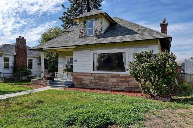 4615 N Stevens St, Spokane, WA 99205 (#202123580) :: Bernadette Pillar Real Estate