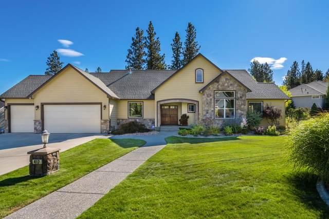 417 W Trail Ridge Ct, Spokane, WA 99224 (#202123588) :: The Spokane Home Guy Group