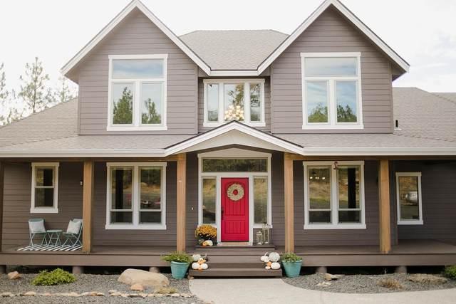 23202 S Gateway Ln, Cheney, WA 99004 (#202123633) :: Cudo Home Group
