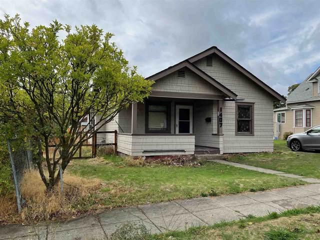 1407 W Alice Ave, Spokane, WA 99205 (#202123643) :: The Spokane Home Guy Group