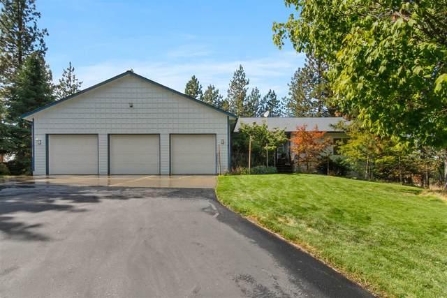 32610 N Whitetail Ln, Chattaroy, WA 99003 (#202123645) :: Trends Real Estate