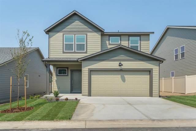 5806 W Morgantown Ln, Spokane, WA 99208 (#202123672) :: Five Star Real Estate Group