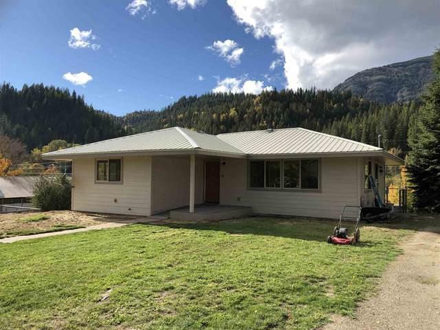 215 N Spokane, Metaline, Wa 99152 St, Metaline, WA 99152 (#202123683) :: Trends Real Estate