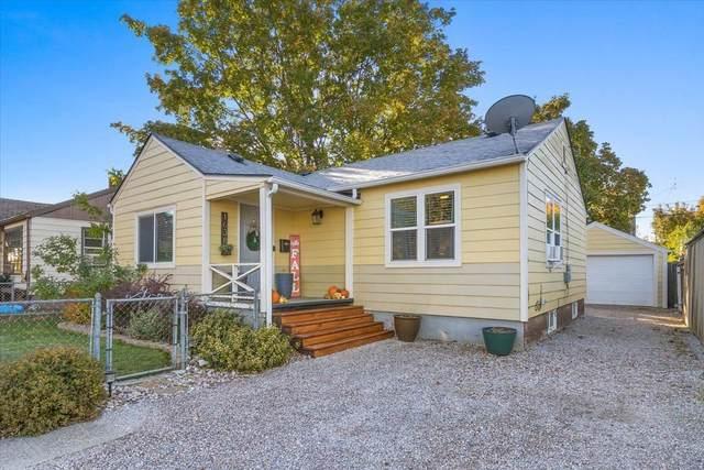 1638 E Rich Ave, Spokane, WA 99207 (#202123734) :: Bernadette Pillar Real Estate