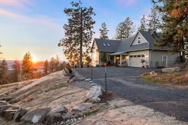 15709 E Ridgecrest Ln, Mead, WA 99021 (#202123752) :: Real Estate Done Right
