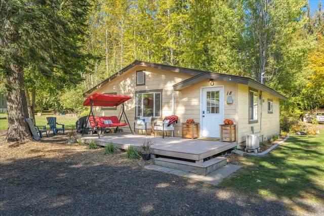 13020 N West Newman Lake Dr #18, Newman Lake, WA 99025 (#202123753) :: Trends Real Estate