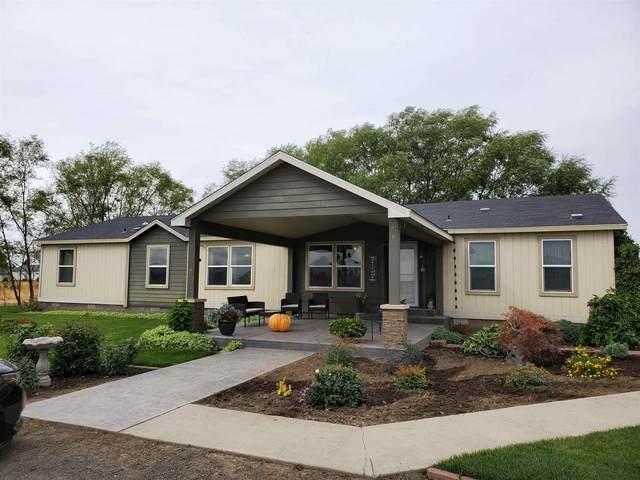 505 NE Adams St, Creston, WA 99117 (#202123758) :: The Spokane Home Guy Group
