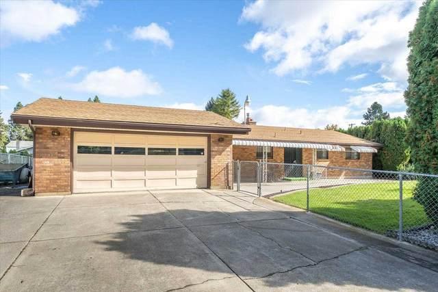 3805 S Sundown Dr, Spokane Valley, WA 99206 (#202123780) :: The Spokane Home Guy Group