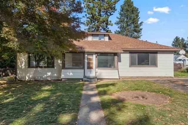 4019 E 29th Ave, Spokane, WA 99223 (#202123805) :: The Spokane Home Guy Group