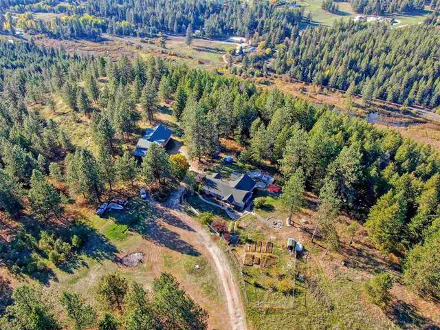 42905 N Darknell Rd, Elk, WA 99009 (#202123819) :: Real Estate Done Right