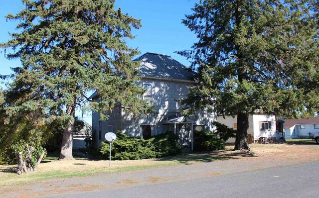 1116 Park St, Davenport, WA 99122 (#202123832) :: The Spokane Home Guy Group