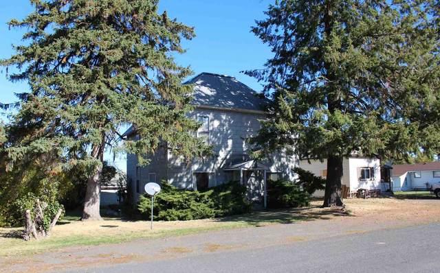 1116 Park St, Davenport, WA 99122 (#202123834) :: The Spokane Home Guy Group