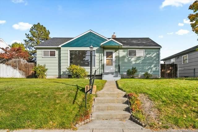 4814 N Cannon St, Spokane, WA 99025 (#202123840) :: The Spokane Home Guy Group