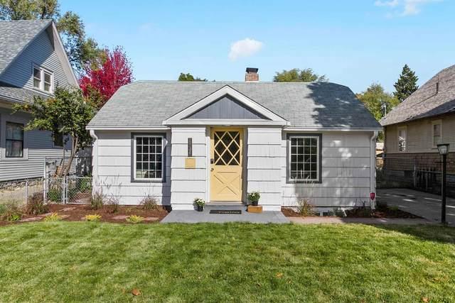 1134 W Kiernan Ave, Spokane, WA 99205 (#202123841) :: Five Star Real Estate Group