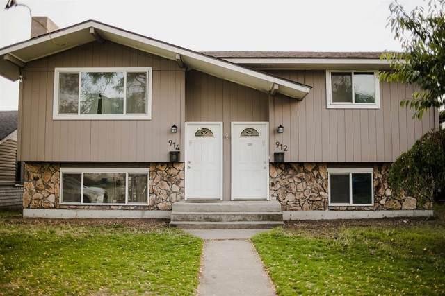 912 E Rich Ave, Spokane, WA 99207 (#202123843) :: Inland NW Group