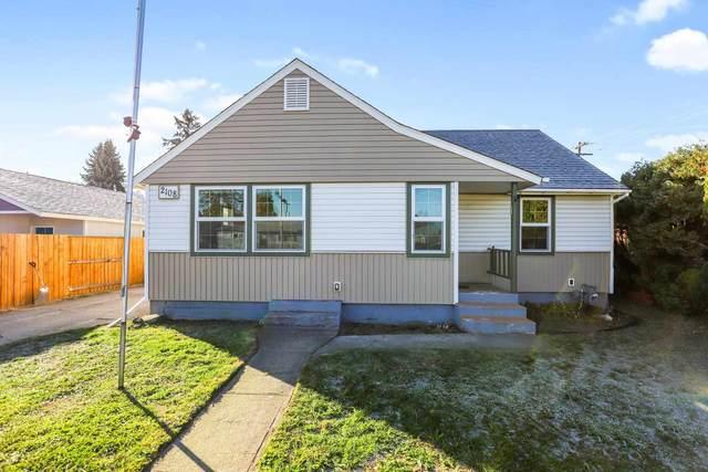 2108 E Dalke Ave, Spokane, WA 99208 (#202123851) :: Elizabeth Boykin | Keller Williams Spokane