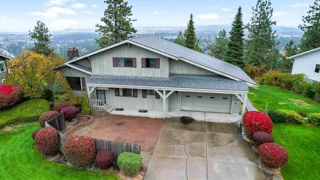 7724 N Panorama Dr, Spokane, WA 99208 (#202123859) :: Embrace Realty Group
