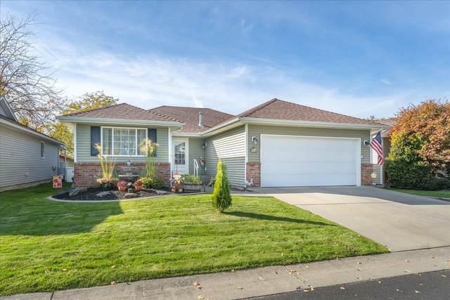 314 S Calvin Ln, Spokane Valley, WA 99216 (#202123876) :: Real Estate Done Right