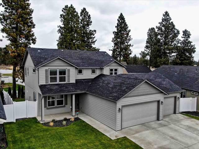 8616 W 11th Ave, Spokane, WA 99224 (#202123881) :: Amazing Home Network