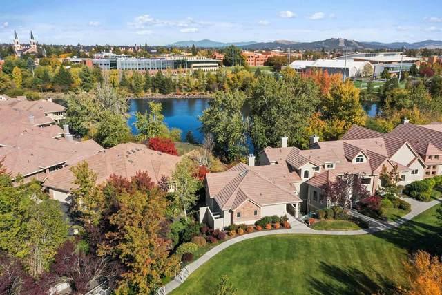 639 N Riverpoint Blvd #G-102, Spokane, WA 99202 (#202123897) :: Five Star Real Estate Group