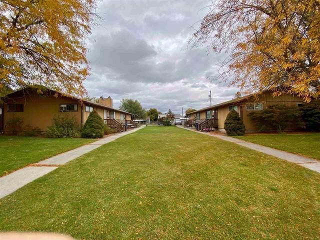 6112 N & 6114 / 6116 & 6118 Wiscomb St, Spokane, WA 99208 (#202123917) :: NuKey Realty & Property Management, LLC