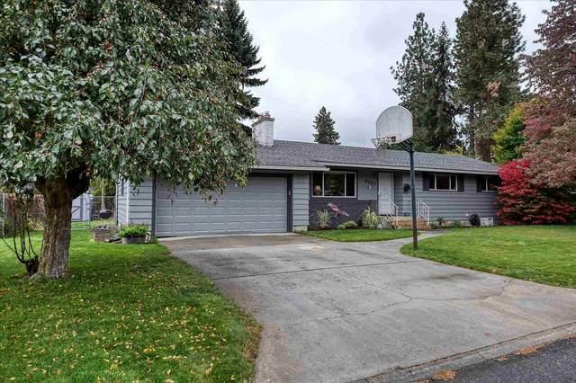 8022 N Hughes Dr, Spokane, WA 99208 (#202123923) :: NuKey Realty & Property Management, LLC