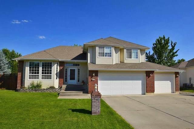 3815 S Union Ct, Spokane Valley, WA 99206 (#202123926) :: Real Estate Done Right