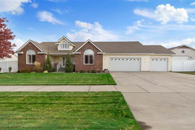 617 S  Holiday Rd, Spokane Valley, WA 99016 (#202123932) :: Real Estate Done Right