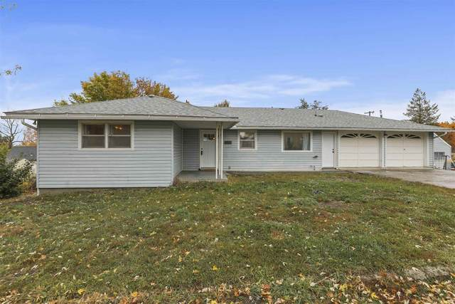 1006 Marshall St, Davenport, WA 99122 (#202123935) :: Real Estate Done Right
