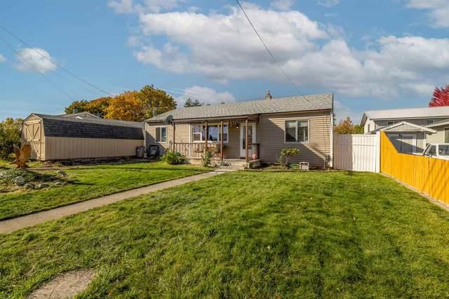 2015 N Woodruff Rd, Spokane Valley, WA 99206 (#202123957) :: Real Estate Done Right