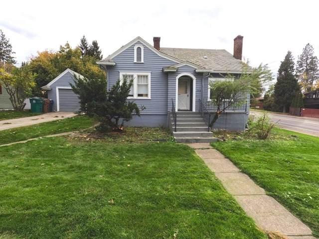 1323 W 13TH Ave, Spokane, WA 99203 (#202123962) :: The Spokane Home Guy Group