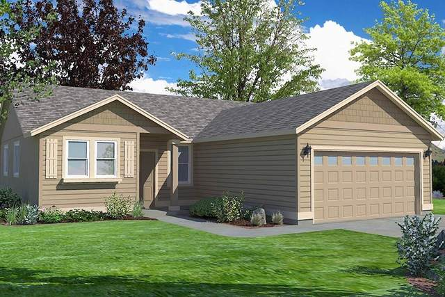 1627 S Cameo Ave 14 Of 2, Deer Park, WA 99006 (#202123994) :: Top Agent Team