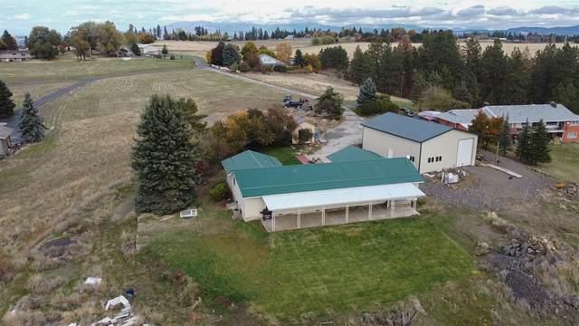 4724 E Pleasant Orchard Ln, Spokane, WA 99217 (#202123995) :: Five Star Real Estate Group