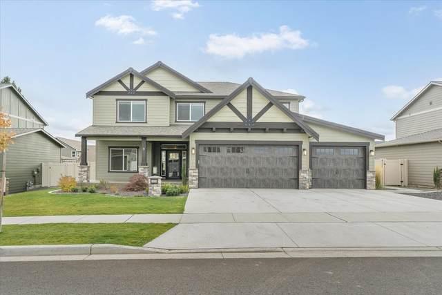 1523 S Morningside Heights Rd, Greenacres, WA 99016 (#202124006) :: The Spokane Home Guy Group