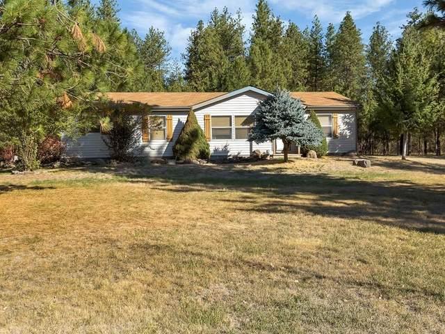 16501 S Sherman Rd, Cheney, WA 99004 (#202124023) :: NuKey Realty & Property Management, LLC