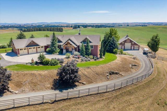 8608 E Honorof Ln, Spokane, WA 99223 (#202124040) :: The Spokane Home Guy Group