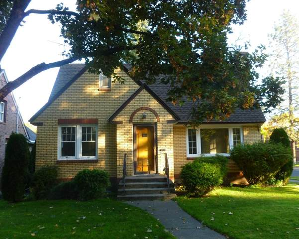 604 W 27th Ave, Spokane, WA 99203 (#202124058) :: Amazing Home Network