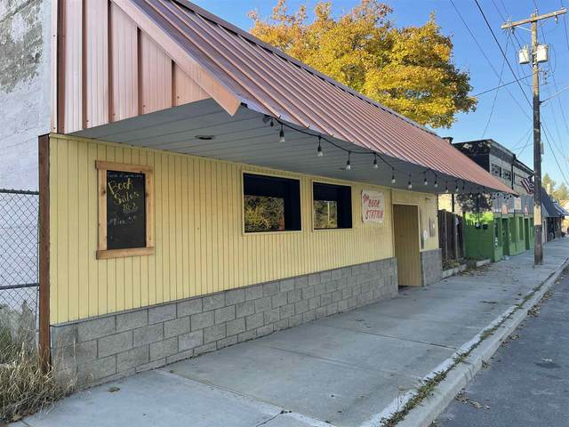 107 W Shaffer Ave, Springdale, WA 99173 (#202124066) :: RMG Real Estate Network