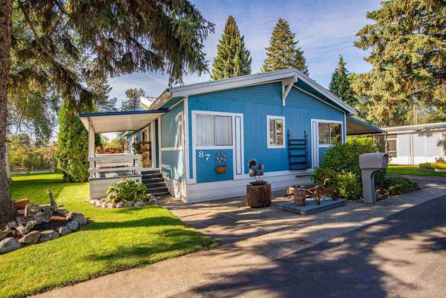 2601 N Barker Rd #87, Spokane Valley, WA 99027 (#202124086) :: RMG Real Estate Network