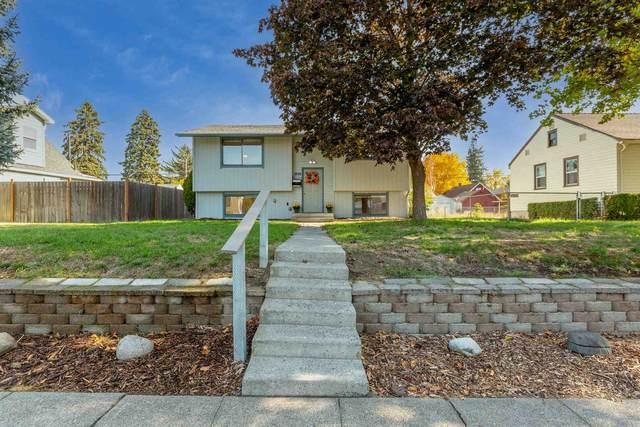 4718 N Hawthorne St, Spokane, WA 99205 (#202124166) :: Heart and Homes Northwest