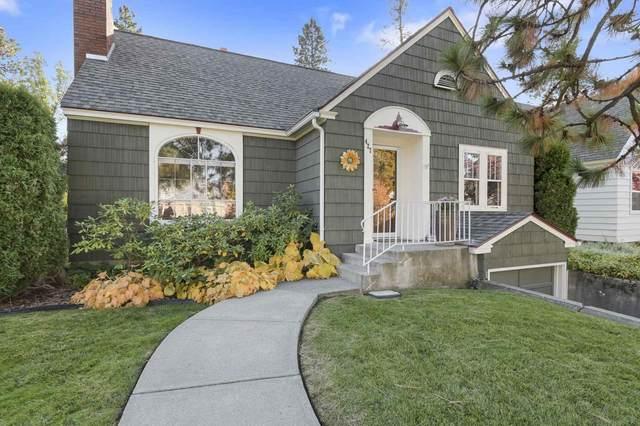 427 W 28th Ave, Spokane, WA 99203 (#202124173) :: Heart and Homes Northwest