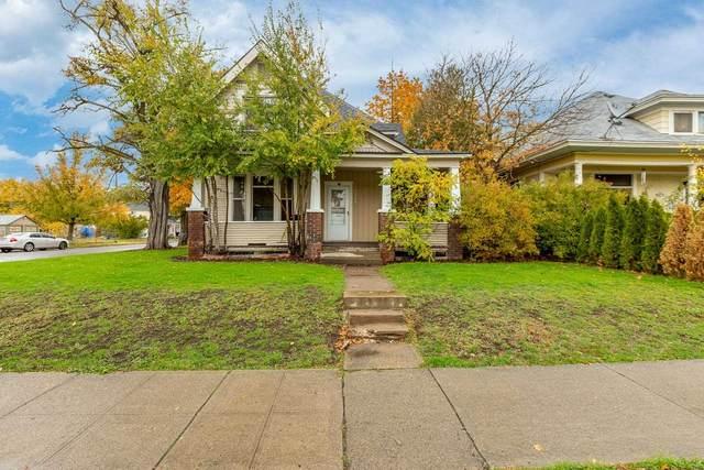 1228 W Maxwell Ave, Spokane, WA 99201 (#202124174) :: Heart and Homes Northwest