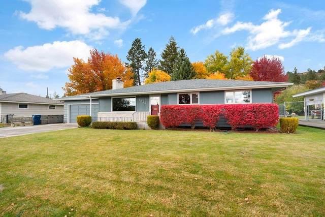 2822 W Beacon Ave, Spokane, WA 99208 (#202124191) :: NuKey Realty & Property Management, LLC