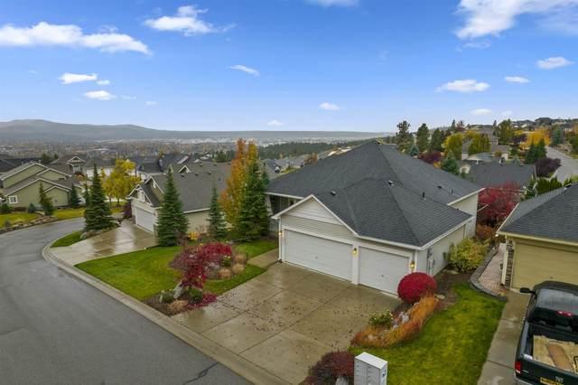 6013 N Vista Ridge Ln, Spokane, WA 99217 (#202124202) :: Top Agent Team